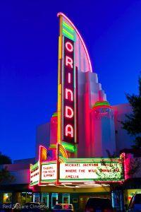 Orinda Theater Downtown